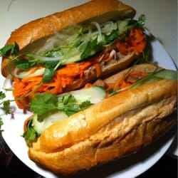 3. Banh Mi - 10 Best Vietnamese Dishes