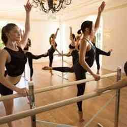 1. Barre - 11 Dance Fitness Styles for Fun and Weight Loss