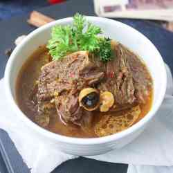 1. Beef With Spice Paste - A Collection of Bali Recipes