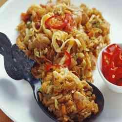 1. Nasi Goreng - Top 20 Balinese Dishes