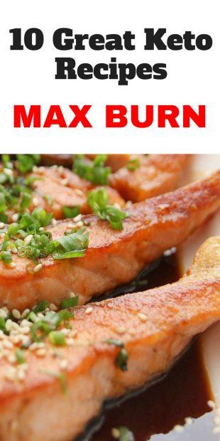 10 Great Ketosis Recipes Max Burn