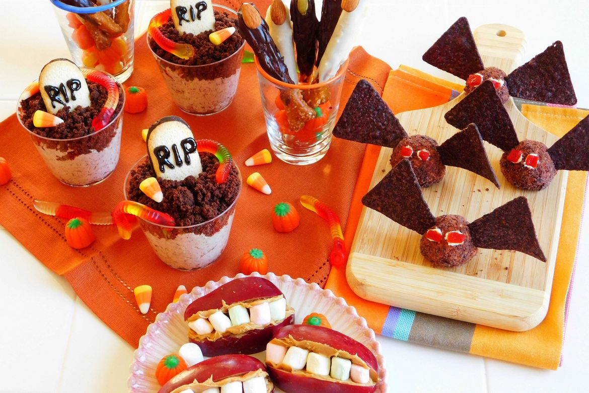 spooky halloween treats recipes / actual wholesale