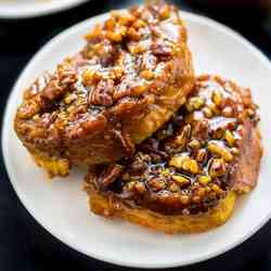 10. Pecan Pie French Toast - 9 of My Favorite Healthy Breakfast Recipes
