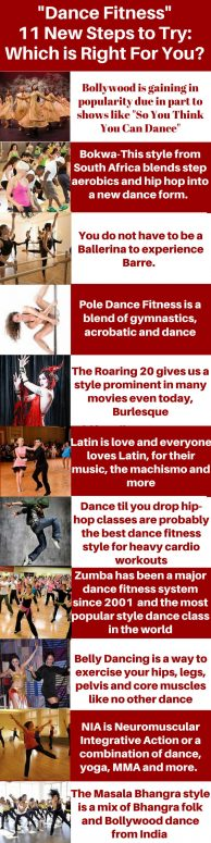 11 Dance Fitness Styles for Fun and Weight Loss