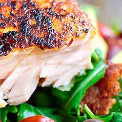 13. BBQ Salmon - TOP 16 DASH Diet Recipes