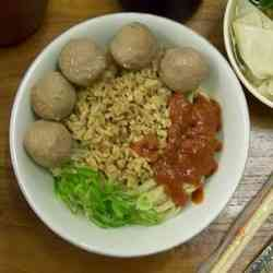 16. Bakso - Top 20 Balinese Dishes