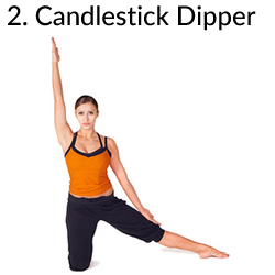 2. Candlestick Dipper - 8 Exercises to Kill A Muffin Top