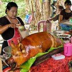 3. Babi Guling - Top 20 Balinese Dishes
