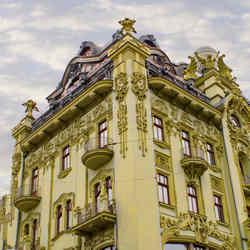 3. Green Odessa Elaborate Building - Over The Top – Odessa, Ukraine