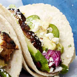 3. Lime Chicken Tacos - TOP 16 DASH Diet Recipes