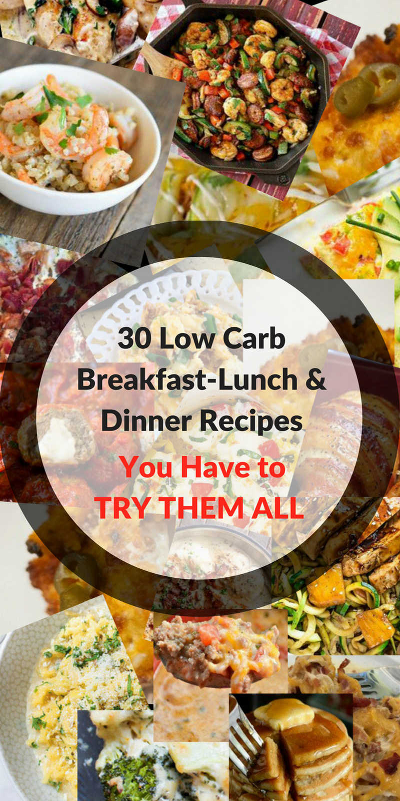 30 Low Carb Diet Recipes You Have to Try | 10 Recipes for Each Meal | Recipes | Weight Loss Food | Weight Loss Recipes | Healthy Meals | Weight Loss Snack Recipes | Weight Loss Dinner Recipes | Weight Loss Dessert Recipes | Weight Loss Low Carb Recipes | Weight Loss Lunch Recipes | Weight Loss Breakfast Recipes | ARoadtoTravel.com