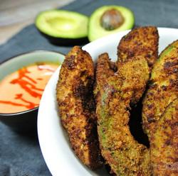 4. Avocado Fries - 5 Low Carb Keto Grilling Recipes