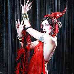 5. Burlesque - 11 Dance Fitness Styles for Fun and Weight Loss