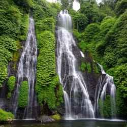 6. Banyumala Twin Waterfall - 10 Unforgettable Bali Instagram Moments