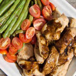 6. Basalmic Chicken and Veggies - TOP 16 DASH Diet Recipes
