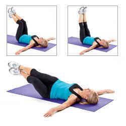 6. Leg Swing - 6 Pole Fitness Exercises for Beginners