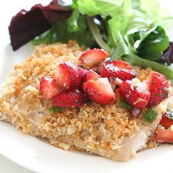 6. Macadamia Crusted Mahi Mahi - 10 Easy Ketogenic Meals and Recipes