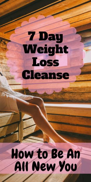 7 Days Weight Loss Cleanse