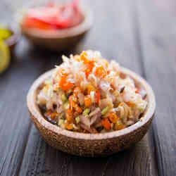 7. Be Siap Sambal Matah - Top 20 Balinese Dishes
