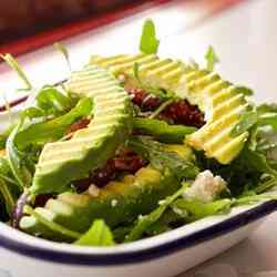 7. Grapefruit and Arugula Salad with Avocado - 10 Favorite Fruit Recipes for Weight Loss
