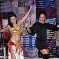 8. Belly Dance - 11 Dance Fitness Styles for Fun and Weight Loss