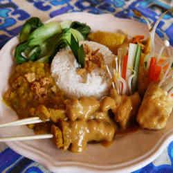 9. Nasi Campur - Top 20 Balinese Dishes