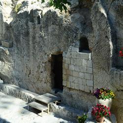 Garden Tomb - Impressions of Jerusalem