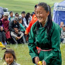 Heritage - Naadam The Olympics of Mongolia