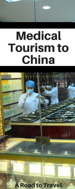 Medical Tourism to China
