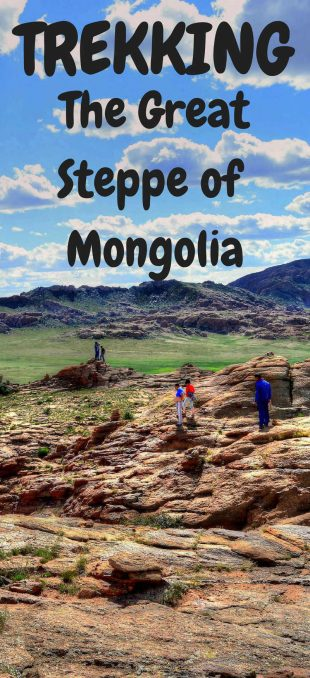 Mongolia Starting With The Great Steppes