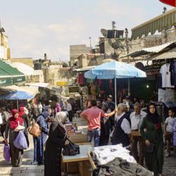 My First Day - Impressions of Jerusalem
