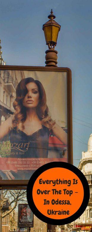 Over The Top – Odessa, Ukraine