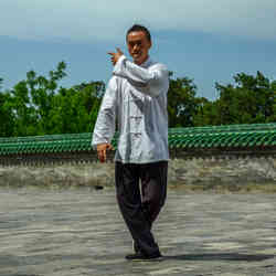 Tai Chi - Chinese Culture A Different View of Beijing
