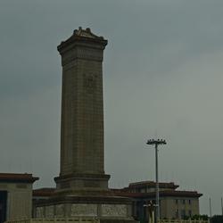Tinamen Square - Medical Tourism to China