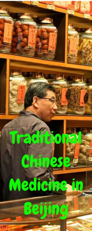 Traditional Chinese Medicine in Beijing