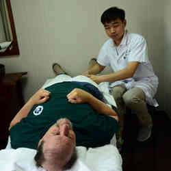 Treatment 3 - Chinese Acupuncture & Massage