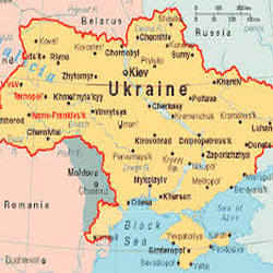 Ukraine - 4 Countries in 6 Hours