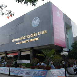War Remnants Museum - Top Places In Ho Chi Minh City