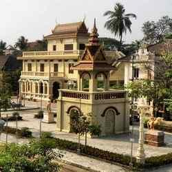 Battambang French Architecture - 9 Must See Sites of Battambang