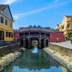Covered Japanese Bridge - Hoi An A Well-Preserved Ancient Town