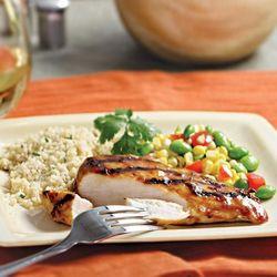 2. Chipotle & Orange Grilled Chicken - Low-Carb Diet: 10 Tasty Recipes Under 10 Carbs Each