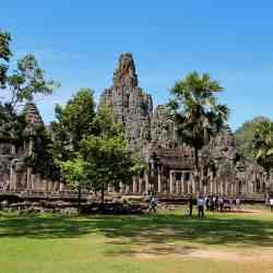 2. The Bayon Temple - 8 Must See Temples in Angkor Wat Cambodia