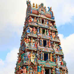 Mariamman Hindu Temples - Top Places In Ho Chi Minh City