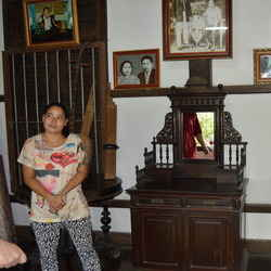 100 Year Old Cambodian House - 9 Must See Sites of Battambang