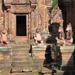 4. The Banteay Srei Temple - 8 Must See Temples in Angkor Wat Cambodia