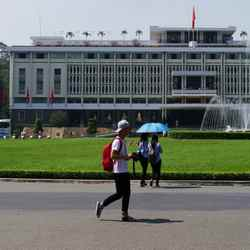 Reunification Palace - Top Places In Ho Chi Minh City