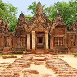 5. The Banteay Samre Temple - 8 Must See Temples in Angkor Wat Cambodia
