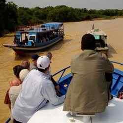 Battambang Slow Boat to Siem Reap - 9 Must See Sites of Battambang