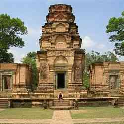 6. The Prasat Kravan Temple - 8 Must See Temples in Angkor Wat Cambodia