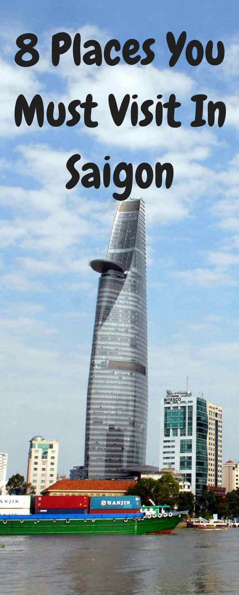 8 Places You Must Visit In Saigon | Top Places In Ho Chi Minh City | Saigon | Ho Chi Minh | Vietnam | SE Asia | SE Asia Packing List | SE Asia Itinerary | SE Asia Packing List | SE Asia Travel | SE Asia Outfits | Travel | ARoadtoTravel.com